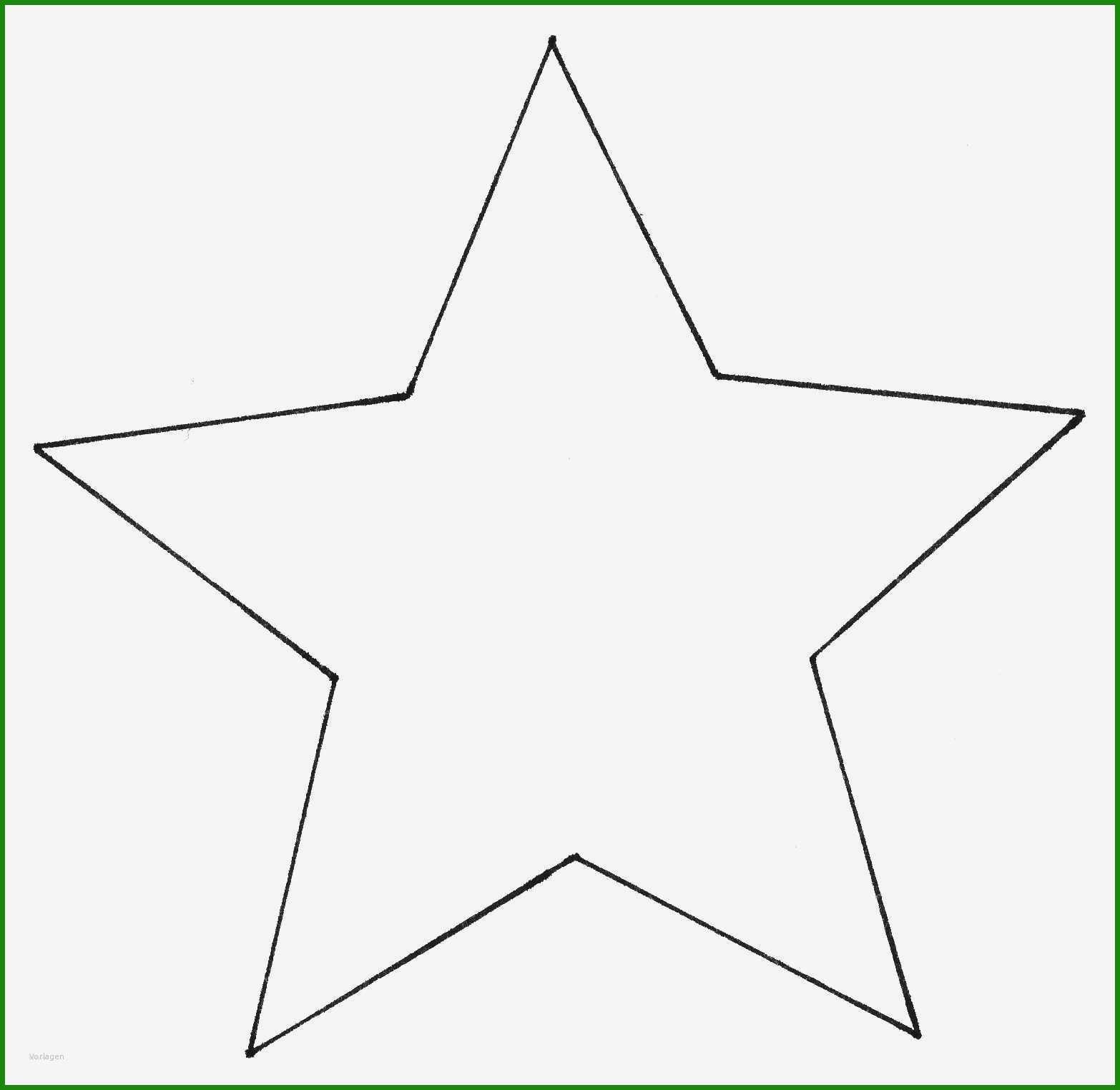 5 zackiger stern vorlage  kostenlose vorlagen zum