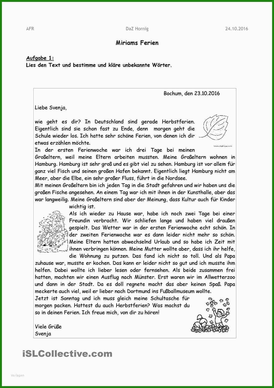 Brief Auf Französisch An Einen Freund Muster - Kostenlose