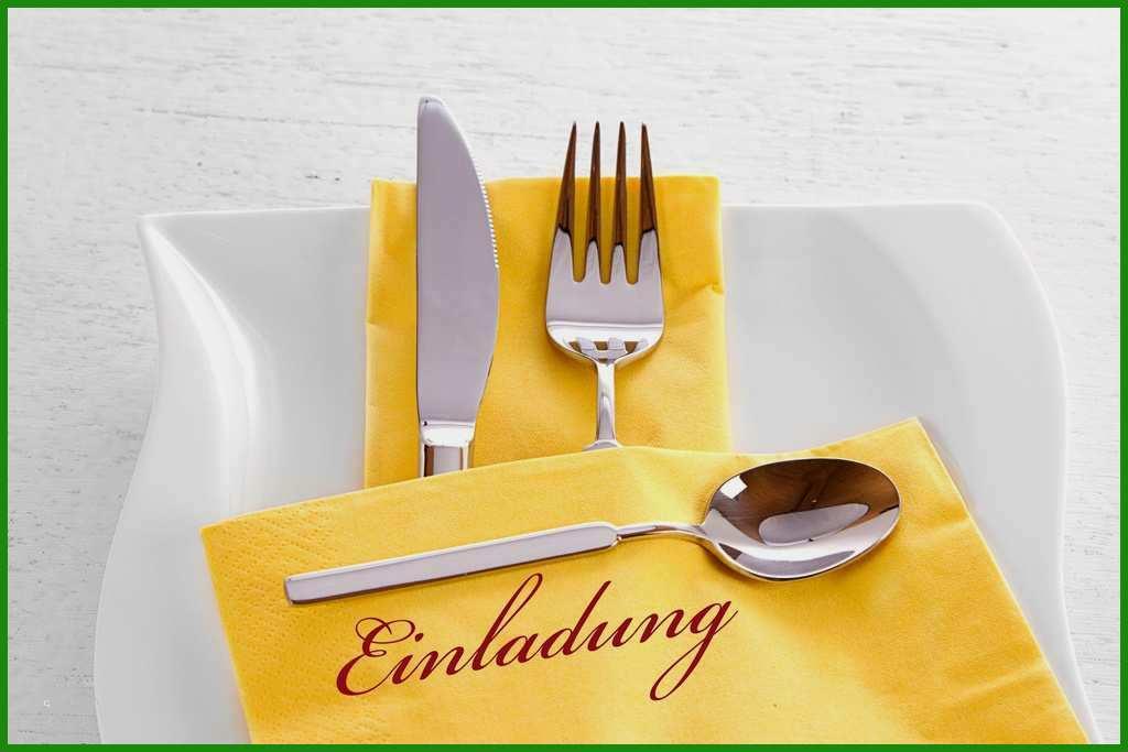 Einladung Zum Abendessen Vorlage - Kostenlose Vorlagen zum