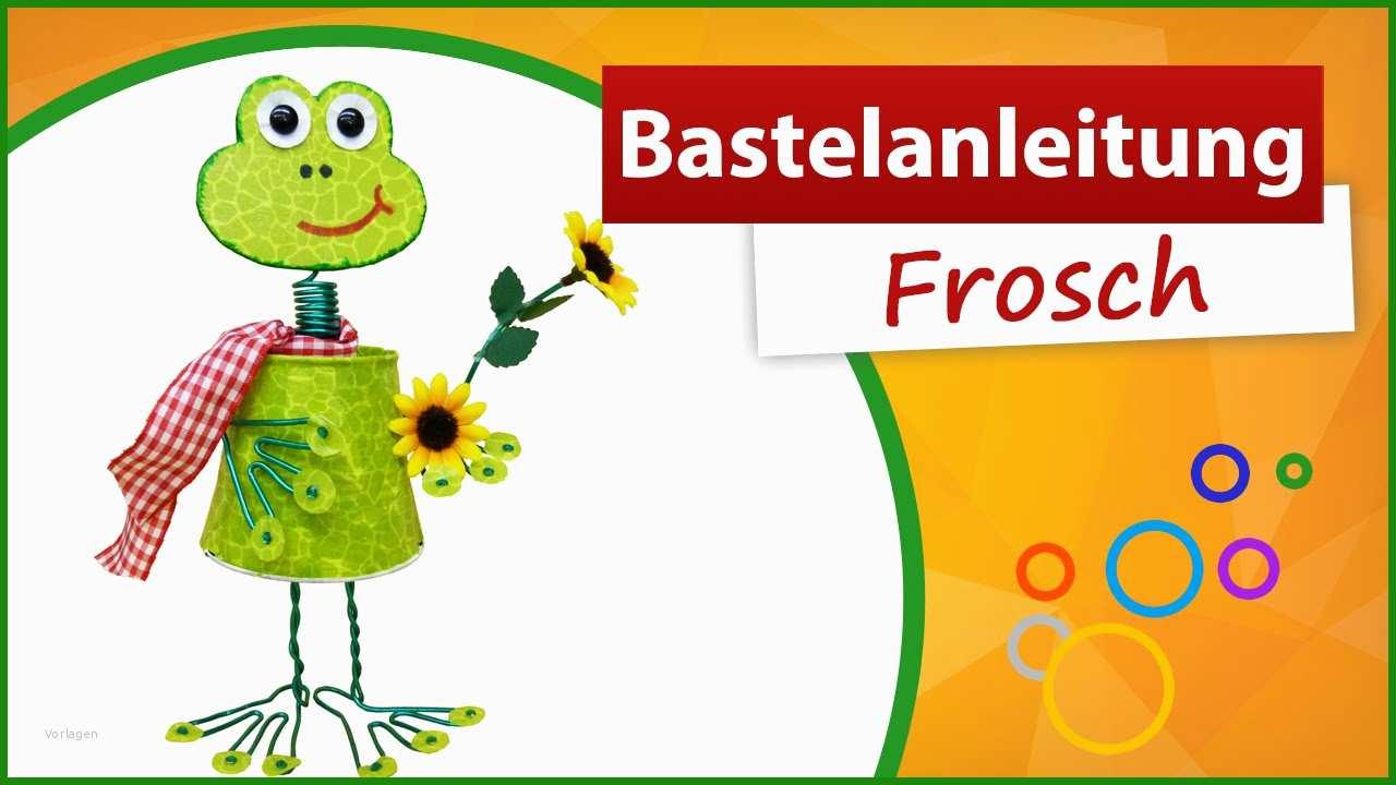 Frosch Vorlage Zum Basteln - Kostenlose Vorlagen zum ...