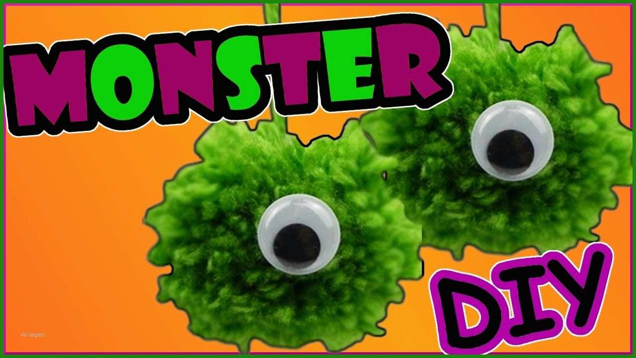 Monster Basteln