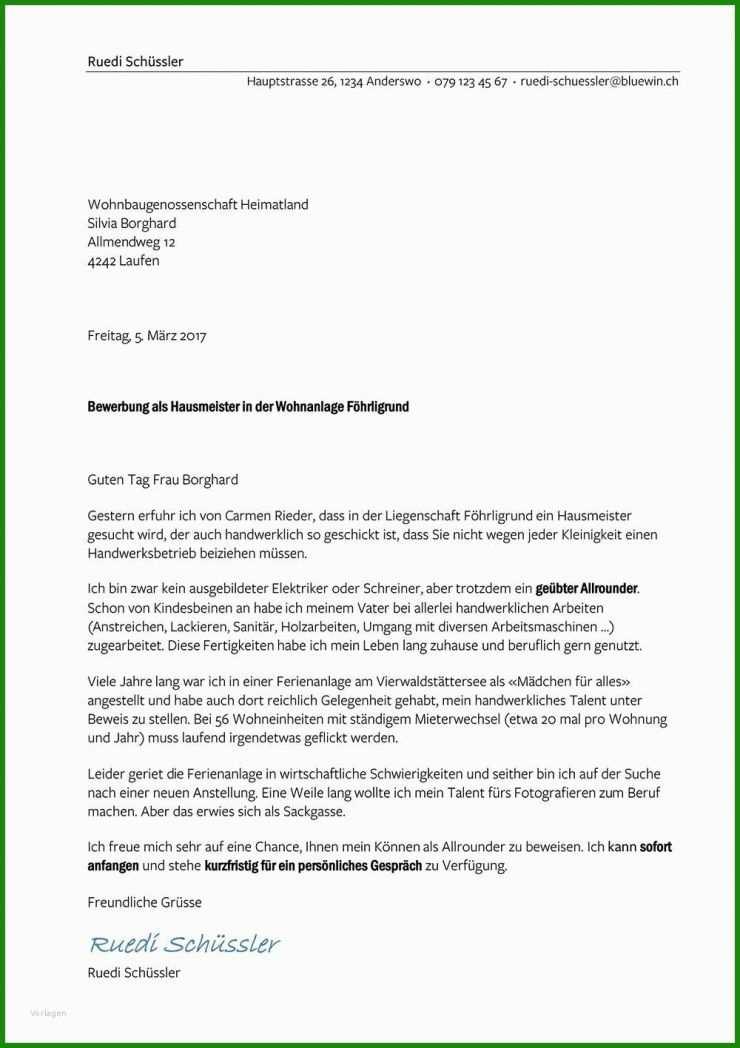 Schluss Machen Brief Vorlage - Kostenlose Vorlagen zum