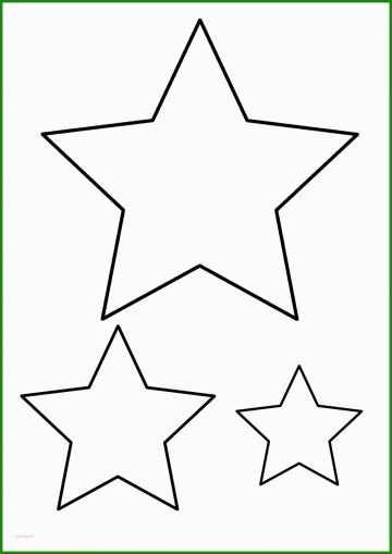 vorlage stern din a4  kostenlose vorlagen zum download