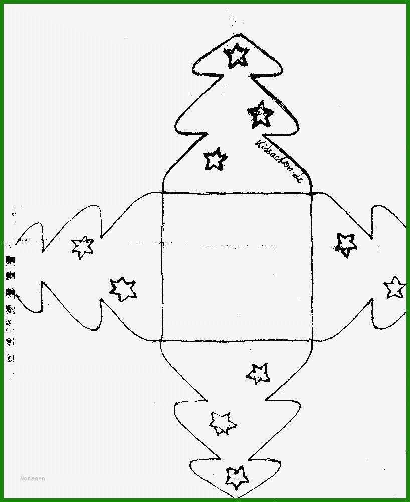 weihnachtssterne basteln vorlagen ausschneiden